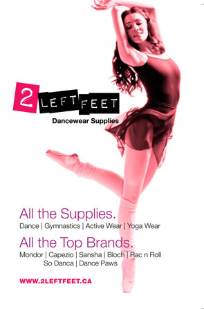 Top Dancewear brands